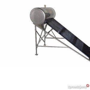 Kolektory słoneczne ciśnieniowe Heat-Pipe 200L