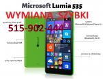 Nokia Lumia 530,535,620,625 wymiana szybki dotyku