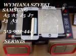 Samsung A3 J7 J5 A5 A7 wymiana zbitej szybki wyswietlacza