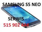 Serwis Samsung Galaxy wymiana zbitej szybki wyswietlacza