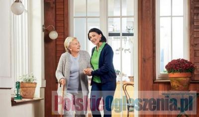 Opiekuna starszej Pani w Anglii